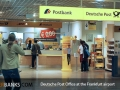 Deutsche Post office at Frankfurt airport