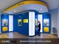 Deutsche Postbank Self-Service Kiosk